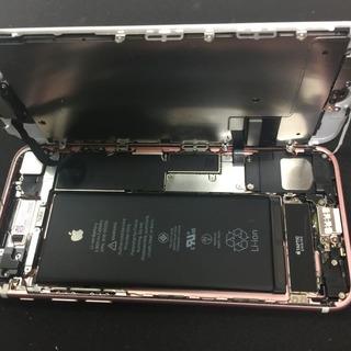 iPhone7フロントパネル交換しました
