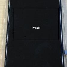 何たる不運 iPhone7ガラス交換